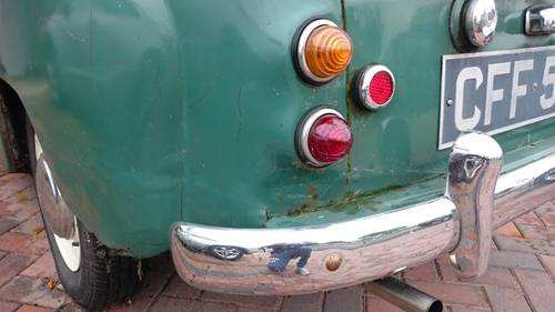 1958 Austin A35 (Needs Bodywork Restoring) For Sale (picture 2 of 6)