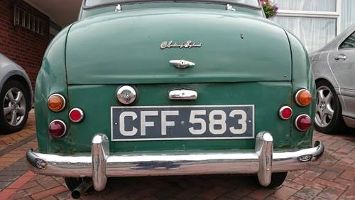 1958 Austin A35 (Needs Bodywork Restoring) For Sale (picture 3 of 6)