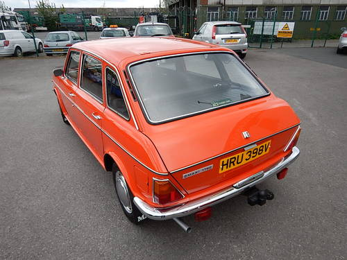 1980 AUSTIN MAXI 1750 Automatic SOLD (picture 4 of 6)