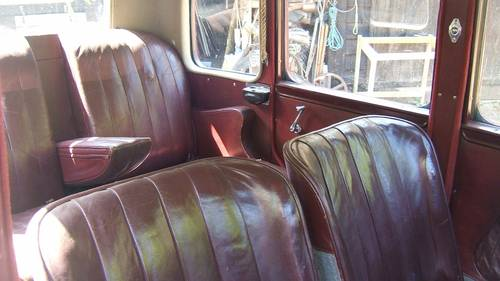 1931 Austin Light 12/6 Harley Saloon for sale in Hampshire.. SOLD (picture 2 of 6)
