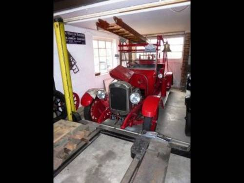 1926 AUSTIN 20 Fire Engine  For Sale by Auction (picture 1 of 2)