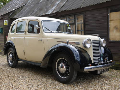 1947 AUSTIN 10 GS 1 SALOON - BEAUTIFUL 70 YEAR OLD AUSTIN !!  SOLD (picture 1 of 6)