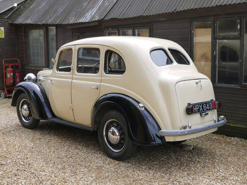 1947 AUSTIN 10 GS 1 SALOON - BEAUTIFUL 70 YEAR OLD AUSTIN !!  SOLD (picture 2 of 6)