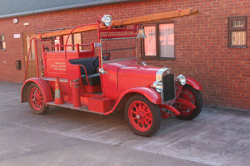 1926 AUSTIN 20 Fire Engine  For Sale by Auction (picture 2 of 2)