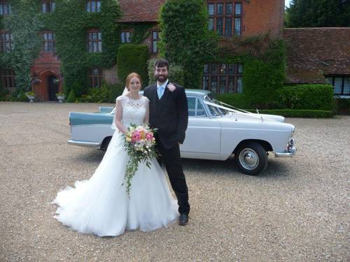 1959 CHAUFFEURED AUSTIN A55 CAMBRIDGE WEDDING CAR For Hire (picture 3 of 6)