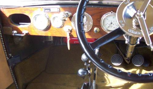1924 Austin 12/4 Windsor Saloon for auction June 17th SOLD by Auction (picture 6 of 6)
