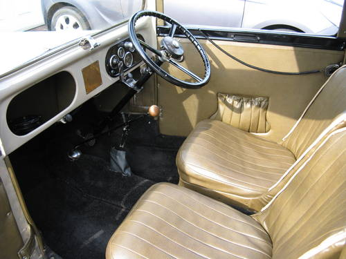 1932 Austin 7 RP Box Saloon SOLD (picture 3 of 6)