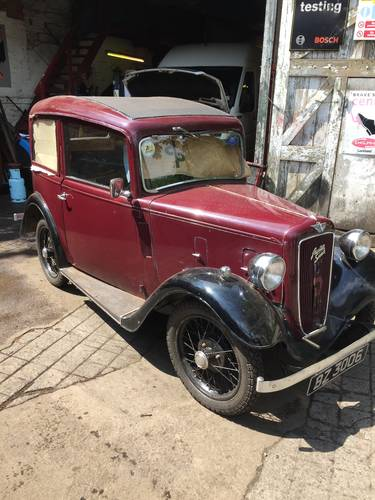 1935 Austin Seven Ruby mk1 SOLD (picture 2 of 6)