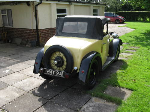 1936 Austin 7 Opal Tourer SOLD (picture 2 of 6)