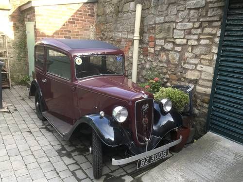 1935 Austin Seven Ruby mk1 SOLD (picture 3 of 6)