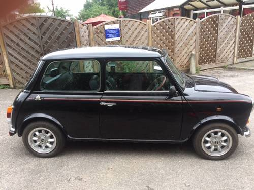 1989 Rare Mini 30 LE in black only 61k  For Sale (picture 2 of 6)