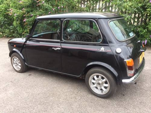 1989 Rare Mini 30 LE in black only 61k  For Sale (picture 3 of 6)