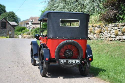 1927 Austin 7 Chummy in beautiful condition For Sale (picture 2 of 6)