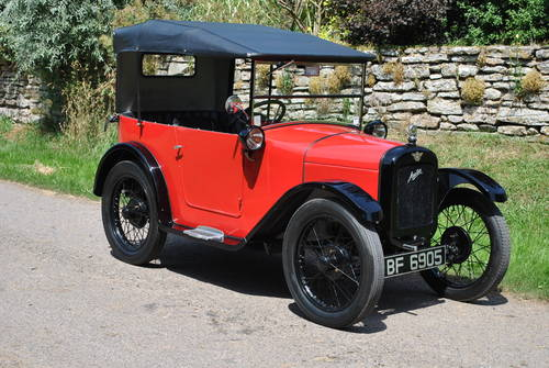 1927 Austin 7 Chummy in beautiful condition For Sale (picture 4 of 6)