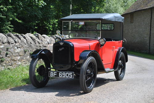 1927 Austin 7 Chummy in beautiful condition For Sale (picture 6 of 6)