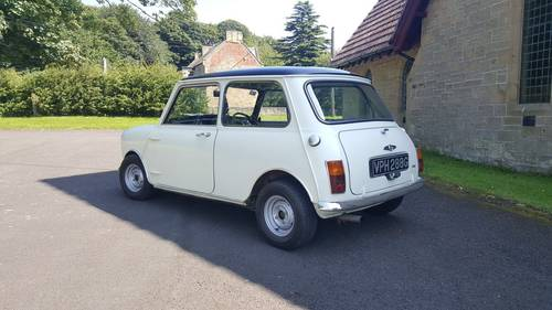 1968 MK 2 Mini Cooper 1275 S For Sale (picture 2 of 6)
