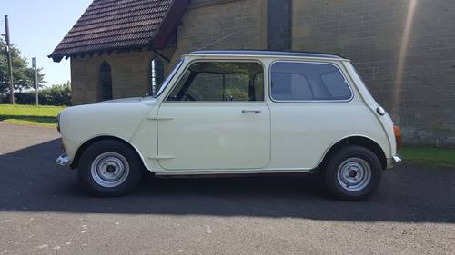 1968 MK 2 Mini Cooper 1275 S For Sale (picture 5 of 6)