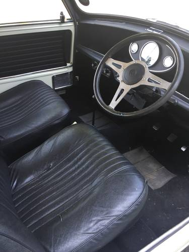 1968 MK 2 Mini Cooper 1275 S For Sale (picture 6 of 6)