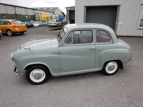 1958 AUSTIN A35 Two Door Saloon SOLD (picture 1 of 6)