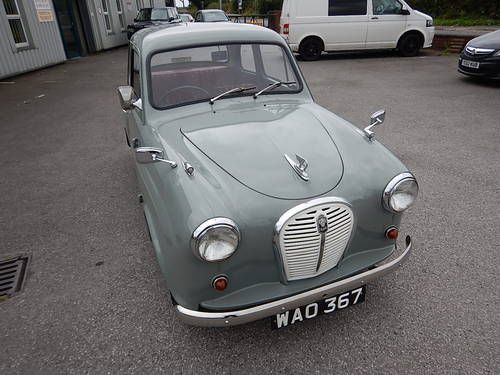 1958 AUSTIN A35 Two Door Saloon SOLD (picture 2 of 6)