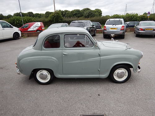 1958 AUSTIN A35 Two Door Saloon SOLD (picture 3 of 6)