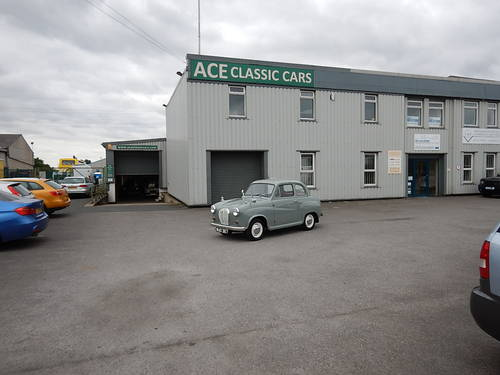 1958 AUSTIN A35 Two Door Saloon SOLD (picture 6 of 6)