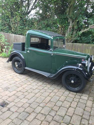 1935 Austin Seven  Coupe/Pickup SOLD (picture 1 of 6)