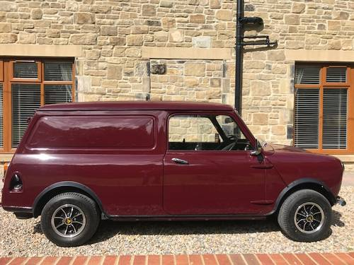 £17,995 : 1971 Mini 850 Van For Sale (picture 3 of 6)