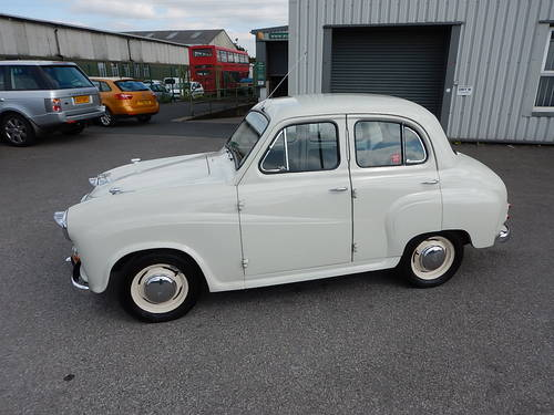 1959 AUSTIN A35 Four Door Saloon ~  SOLD (picture 1 of 6)