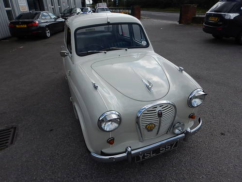 1959 AUSTIN A35 Four Door Saloon ~  SOLD (picture 2 of 6)