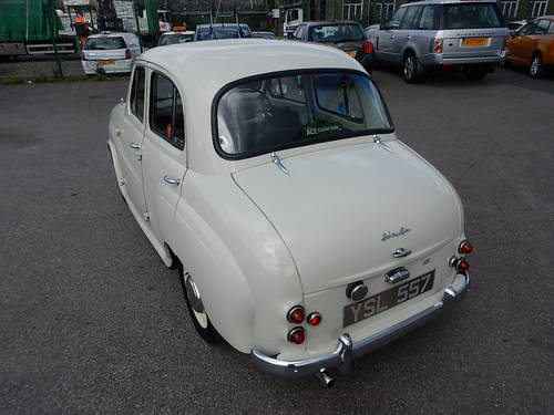 1959 AUSTIN A35 Four Door Saloon ~  SOLD (picture 4 of 6)