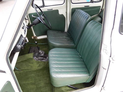 1959 AUSTIN A35 Four Door Saloon ~  SOLD (picture 5 of 6)