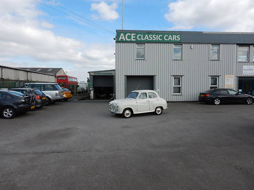 1959 AUSTIN A35 Four Door Saloon ~  SOLD (picture 6 of 6)