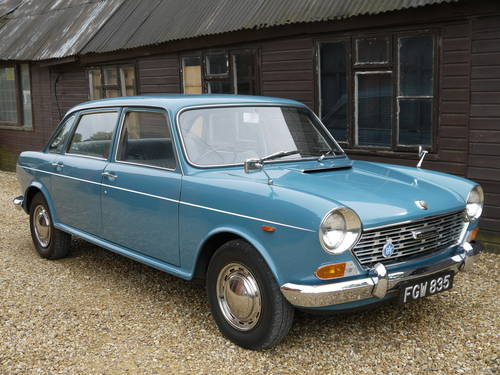 1970 AUSTIN 1800 MK2 SALOON - 31K MILES FROM NEW WITH PAS !! SOLD (picture 1 of 6)