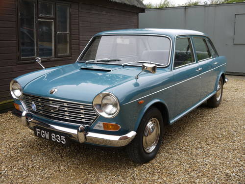 1970 AUSTIN 1800 MK2 SALOON - 31K MILES FROM NEW WITH PAS !! SOLD (picture 2 of 6)