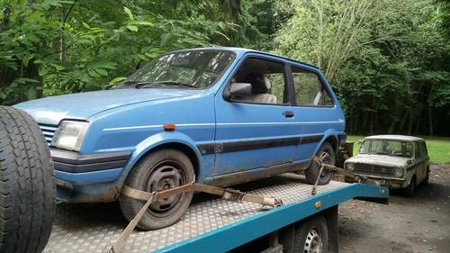 1989 Metro Mk2 Breaking For Spares SOLD (picture 1 of 2)