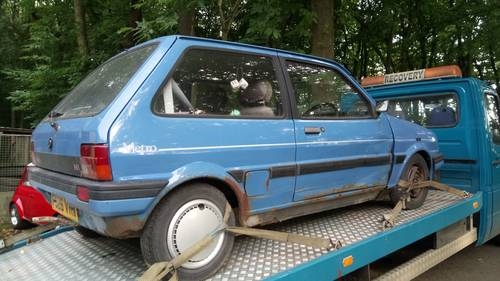 1989 Metro Mk2 Breaking For Spares SOLD (picture 2 of 2)
