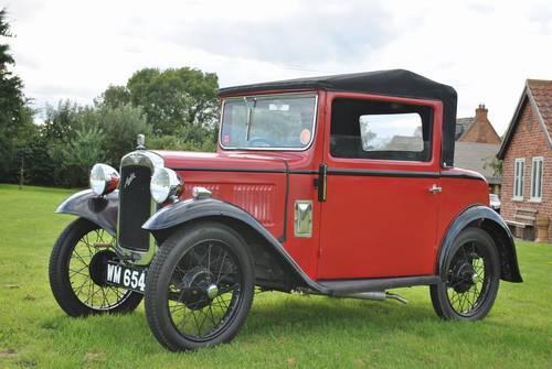 1931 Austin 7 Tourer Special Classic car / Vintage SOLD (picture 1 of 6)