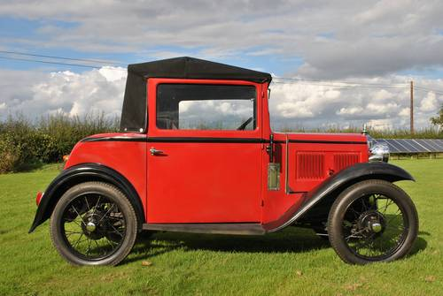 1931 Austin 7 Tourer Special Classic car / Vintage SOLD (picture 2 of 6)