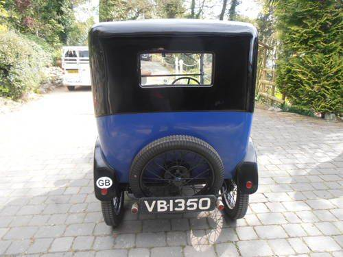 1927 AUSTIN Rtype TOP- HAT SALOON SOLD (picture 2 of 6)