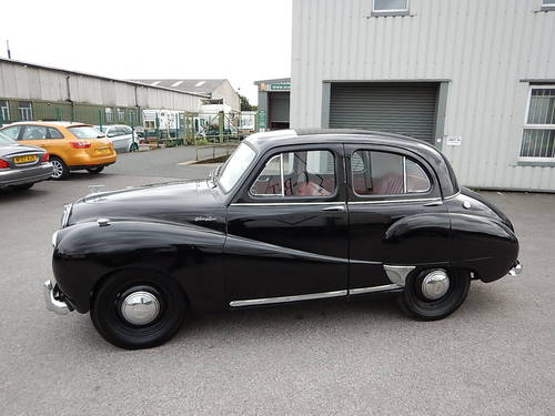 1953 AUSTIN A40 Somerset Saloon SOLD (picture 1 of 6)