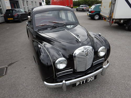 1953 AUSTIN A40 Somerset Saloon SOLD (picture 2 of 6)