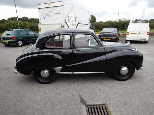1953 AUSTIN A40 Somerset Saloon SOLD (picture 3 of 6)