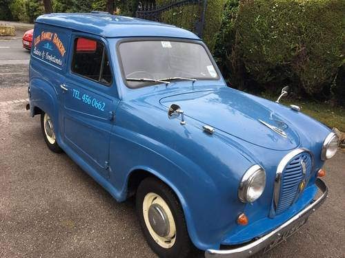 1961 AUSTIN A35 VAN For Sale (picture 1 of 6)