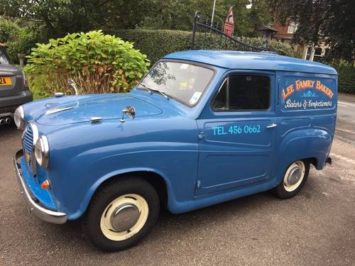 1961 AUSTIN A35 VAN For Sale (picture 2 of 6)