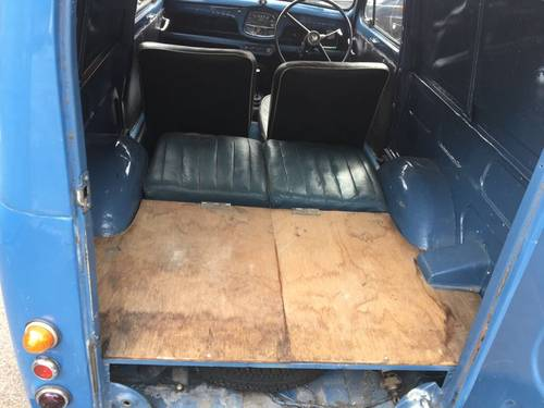 1961 AUSTIN A35 VAN For Sale (picture 6 of 6)