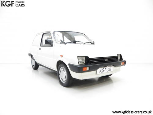 1992 Possibly the Best Existing Austin Metro City 310 Van SOLD (picture 1 of 6)