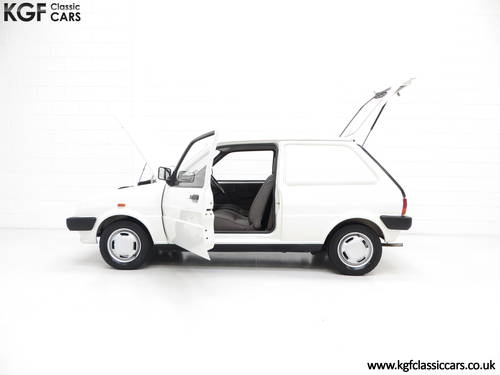 1992 Possibly the Best Existing Austin Metro City 310 Van SOLD (picture 3 of 6)