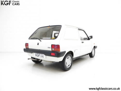 1992 Possibly the Best Existing Austin Metro City 310 Van SOLD (picture 5 of 6)
