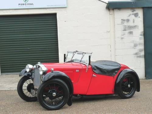 1936 Austin 7 Nippy SOLD (picture 1 of 6)